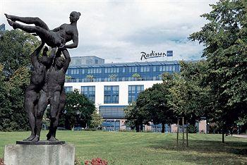 Radisson Blu Furst Leopold Hotel