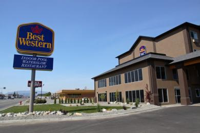 Photo of Best Western Cranbrook Hotel