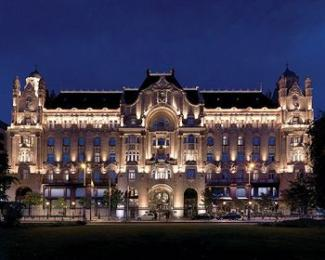 Photo of Four Seasons Hotel Gresham Palace Budapest