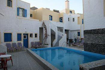 Photo of Katerina and John's Hotel Santorini