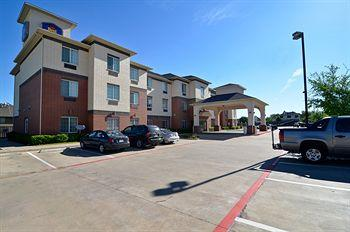 ‪BEST WESTERN Plus Lake Dallas Inn & Suites‬