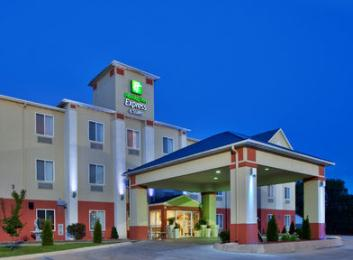 Holiday Inn Express Suites Hannibal