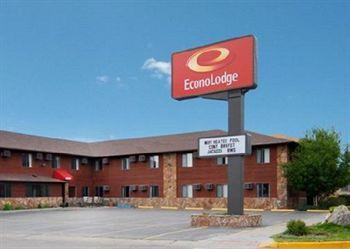 ‪Econo Lodge Custer‬