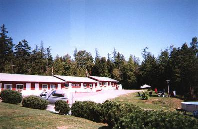 ‪45th Parallel Motel and Restaurant‬