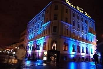 BEST WESTERN Palace Hotel Polom