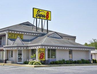 Super 8 Spindale/Forest City/Rutherfordton