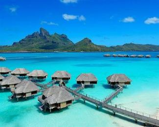 ‪Four Seasons Resort Bora Bora‬