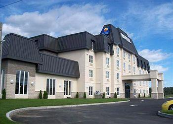 Comfort Inn & Suites Saint-Nicolas