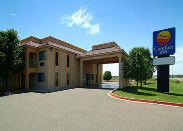 Comfort Inn Tucumcari