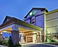 ‪Holiday Inn Express Hotel & Suites Durant‬