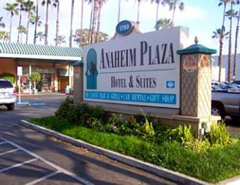 ‪Anaheim Plaza Hotel and Suites‬