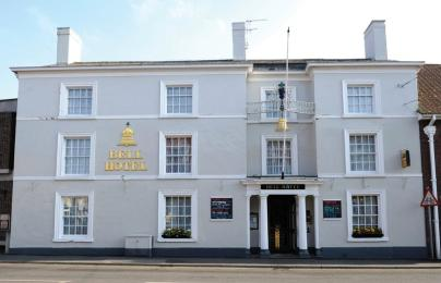 BEST WESTERN The Bell In Driffield