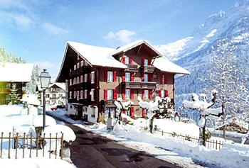 Hotel Des Alpes