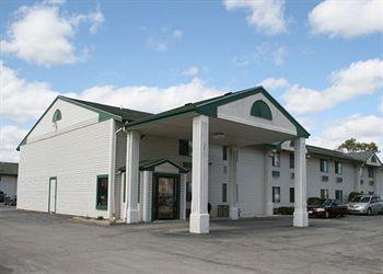 The Econo Lodge Milwaukee Airport Hotel