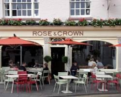 Photo of Rose and Crown Warwick