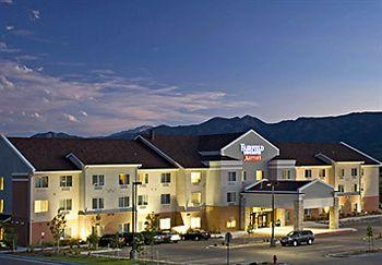 Fairfield Inn & Suites by Marriott Colorado Springs North/Air Force Academy