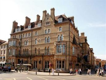 Photo of Macdonald Randolph Hotel Oxford