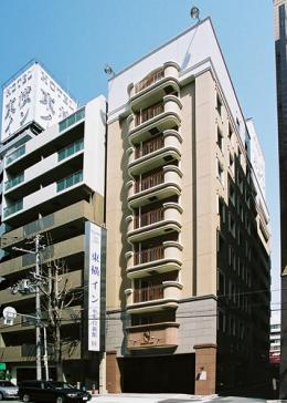 Toyoko Inn Shin-Osaka Chuoguchi Shinkan