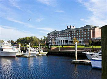 Hilton Garden Inn Suffolk Riverfront