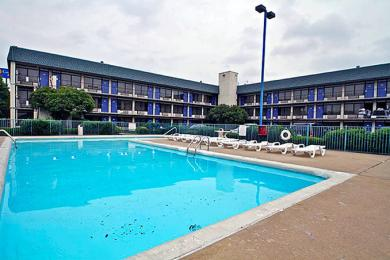 ‪Motel 6 Little Rock - West‬