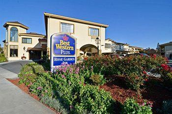 Photo of BEST WESTERN PLUS Rose Garden Inn Watsonville