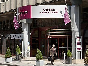 Mercure Brussels Center Louise
