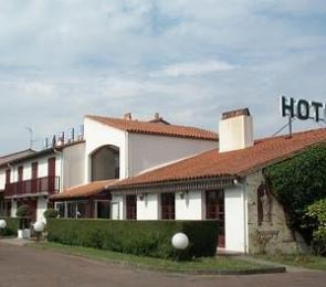 Inter-Hotel Bosquet De Germanicus