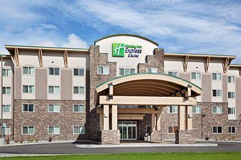 ‪Holiday Inn Express Hotel & Suites Fairbanks‬