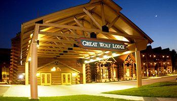Great Wolf Lodge - Williamsburg Va