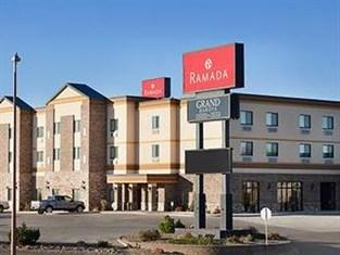 Ramada Grand Dakota Hotel Dickinson