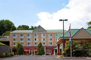 Country Inns & Suites By Carlson Asheville Tunnel Road