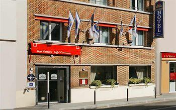 BEST WESTERN Hotel Eiffel Cambronne