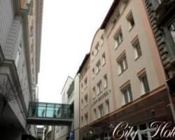 City Hotel Budapest Tarashaz
