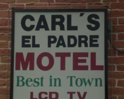 Carl's El Padre Motel