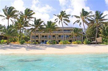 Photo of Moana Sands Beachfront Hotel & Villas Titikaveka