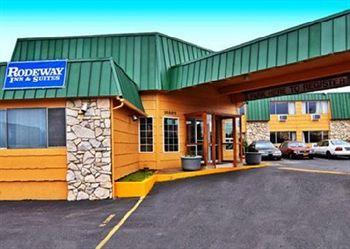 Rodeway Inn and Suites Portland