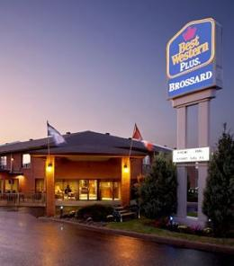‪BEST WESTERN PLUS Brossard‬