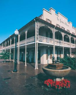 Photo of St. James Hotel Selma