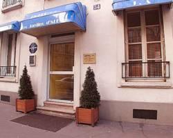 Photo of Hotel les Jardins d'Alesia Paris