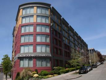‪Homewood Suites by Hilton Seattle Downtown‬