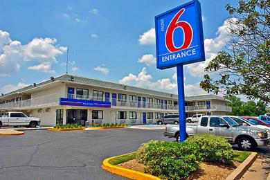 Motel 6 Waco - Bellmead