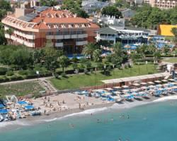 Valeri Beach Hotel Kemer