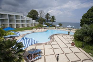 Lake Kivu Serena Hotel