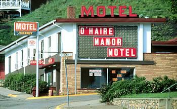 O'Haire Manor Motel & Apartments