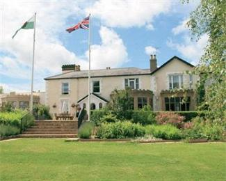 ‪Northop Hall Country House Hotel‬