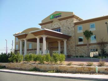 ‪Holiday Inn Express & Suites Fredericksburg‬