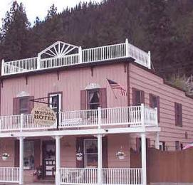 Ghost Rails Inn B&B