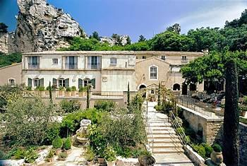 Photo of L&#39;Oustau de Baumaniere Les Baux de Provence