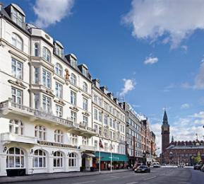 Photo of First Hotel Kong Frederik Copenhagen