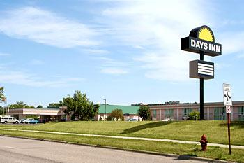 ‪Days Inn Minneapolis North/Brooklyn Center‬